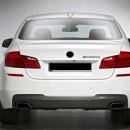 Difusor Traseiro - BMW - Para Serie 5 F10 F11 (carro ou carrinha ) Tipo 550D