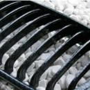 Grelhas Frontais Bmw Serie 3 E46 Carro Carrinha Facelift - Pintura Carbono