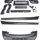 Kit M2 Bmw Serie 1 F20 Lci Pack Look M2 BMW Serie 1 F20 Kit Look M2 (2014- em diante)