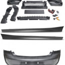 Kit M2 Bmw Serie 1 F21 Lci Pack Look M2 BMW Serie 1 F21 Kit Look M2 (2014- em diante)