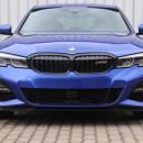 Spoiler Frontal + Difusor BMW Serie 3 G20 G21 (2019 EM DIANTE)