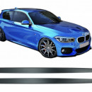 Bmw Serie 1 F20 F21 LIP EMBALADEIRAS PERFORMANCE EXTENSORES EMBALADEIRAS