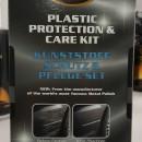 CAR DETAIL - Kit Protecção e Cuidado de Plasticos