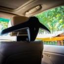 Cruzeta Suporte Encosto de Cabeça Automovel Para Fatos Casacos Roupa Bolsas