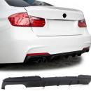 Difusor Traseiro BMW Para Serie 5 F10 F11 (carro ou carrinha ) Performance