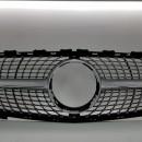 Grelha frontal MERCEDES Classe A W176 Lci Grelha Diamond W176 Facelift (2015- em diante~)