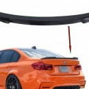 Aileron M Performance Carbono Real BMW Serie 3 F30 F80 M3 LOOK M4