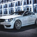 Kit C 63 AMG MERCEDES Classe C W204 COUPE (2012-2014)