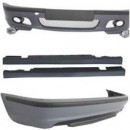 Kit M / Pack M - BMW - Serie 3 E46 Sedan (Carro)