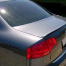 Lip Aileron Spoiler Audi A4 B7