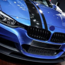 Lip Frontal / Spoiler Frontal Bmw Serie 3 F30 F31 Performance