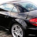 Aileron / Spoiler / Lip Mercedes Slk R171