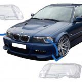 Conjunto LENTES / TAMPAS / VIDROS DE FAROIS - BMW Serie 3 E46