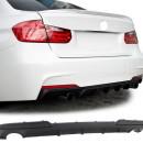 Difusor Traseiro BMW Para Serie 5 F10 F11 (carro ou carrinha ) Performance Tipo 535D