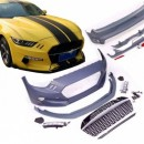 Kit Estético Ford Mustang Kit Exterior Ford Mustang Sixth Generation 2015~ LOOK 725 ROCKECT
