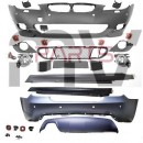Kit M / Pack M - BMW - Serie 5 E60 Sedan (Carro)