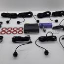 Sensores Estacionamento OEM - acabamento igual original - 8 SENSORES