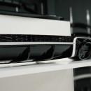 Difusor + Ponteiras Audi TT