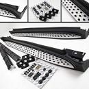 Estribos MERCEDES ML W164 Degraus em Aluminio MERCEDES ML W164 Embaladeiras MERCEDES ML W164