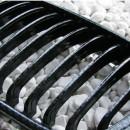 Grelhas Frontais Bmw Serie 3 - E46 Carro Carrinha Compact - Pintura Carbono