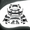 Kit M Bmw X1 F84 X1M - Pack M Bmw X1M F84 Bodykit