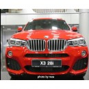 Kit M Bmw X3 F25 X3M - Pack M Bmw X3M F25 Bodykit