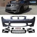 Parachoques frontal 1M BMW Serie 1 E81 / E82 / E87 / E88 M Com Condutas Ar