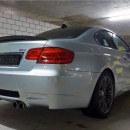Aileron - BMW - M Performance - Serie 3 E92