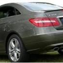 Aileron / Lip - MERCEDES - E (w207) Coupe e Cabrio