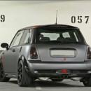 Aileron / Spoiler para MINI Cooper One R53 (antes 2007) Mini R53