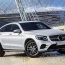 Grelha frontal MERCEDES GLC SUV (X253) ou GLC Coupe (C253) Diamond