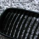 Grelhas Frontais Bmw Serie 5 - E39 Carro Carrinha - Pintura Carbono