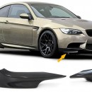 Conjunto Splitters - Lips Frontais BMW Serie 3 E92 / E93 (06-10) CARBONO REAL