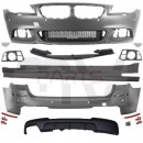 Kit M BMW F11 LCI PERFORMANCE - Pack M BMW Serie 5 F11 PERFORMANCE Carrinha Lci (2014-2017)