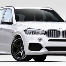 Kit M Bmw X5 F15 - Pack M Bmw X5 F15 Bodykit