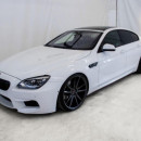 Kit M M6 Bmw Serie 6 F12 F13 Parachoques Frontal + Guarda-lamas BMW 6 Series F06 F12 F13 Look M6 Performance