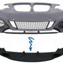 Lip Frontal Bmw Serie 2 F22 F23 Performance Spoiler Frontal Bmw Serie 2 F22 F23 Performance