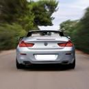 Ponteiras Escape tipo 650i - BMW - Série 6