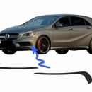 Splitters Frontais W176 A45 AMG