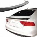 Aileron Audi A7 Lip A7 Spoiler AUDI A7 4G8 S7 RS7 Carbono (2011-2017)