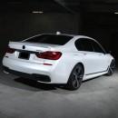 Aileron Lip BMW Serie 7 G11 M (2015 - em diante)