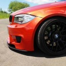 Bmw Serie 1 E81 E87 E82 E88 Lip Frontal 1M