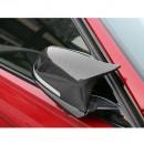Capas de Espelho BMW Para Serie 1 , 2 , 3 , 4 Capas Espelhos Bmw F20 F21 F22 F30 F31 F32 F33 F36 Carbono Real