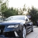 Embaladeiras Audi A7 Look Rs7 - Audi A7 Rs7 ( 2010 - 2014)