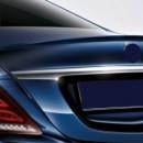 Aileron Mercedes S W222 Spoiler Mercedes W222 Classe S Lip Mercedes Class S W222