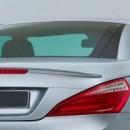 Aileron Mercedes SL R231 Spoiler Mercedes SL R231 Lip Mercedes SL R231 2012-2017