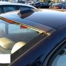 Aileron Tecto Bmw Serie 3 E90 Carbono Spoiler Tecto BMW Serie 3 E90 CARBONO
