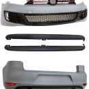 Bodykit Volkswagen Golf VI Gti - Kit Exterior Vw Golf 6 GTi