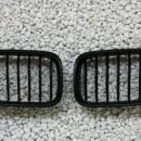 Grelhas Frontais Bmw Serie 6 - F06 F12 F13 - Pretas