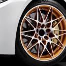 """JANTES PARA BMW LOOK M4 GTS Laranja / Polido 18"""""""